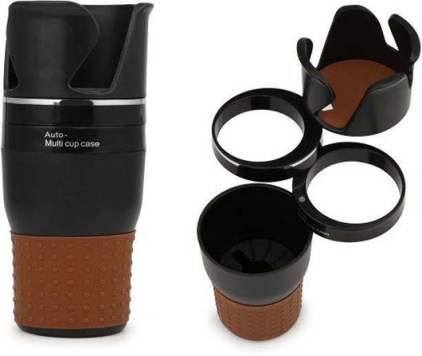 Andride Multi Function Car Drink Cup Holder Phone Holder Storage Box Auto Sunglasses Holder Car Organizer