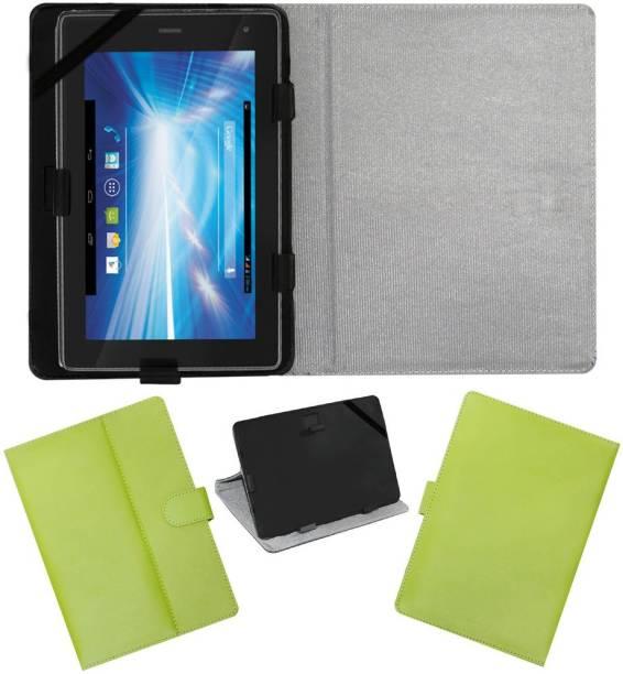 ACM Flip Cover for Lava Qpad R704