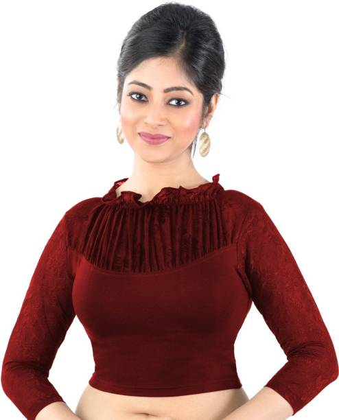 89f502a4f41ef Full Sleeve Blouses - Buy Full Sleeve Blouses Online at Best Prices ...