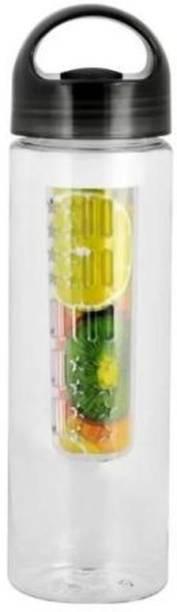 VibeX ™ Tritan Fruit Infuser BPA Free Outdoor Sports Detox Slimming 700 ml Bottle