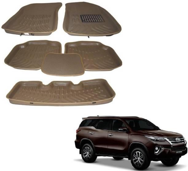 Auto Hub EVA 3D Mat For  Toyota Fortuner