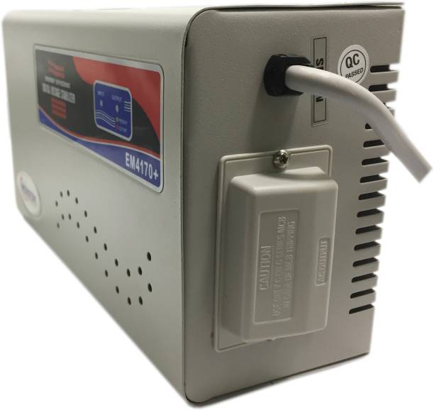 Microtek EM4170 Plus Voltage Stabilizer (White)