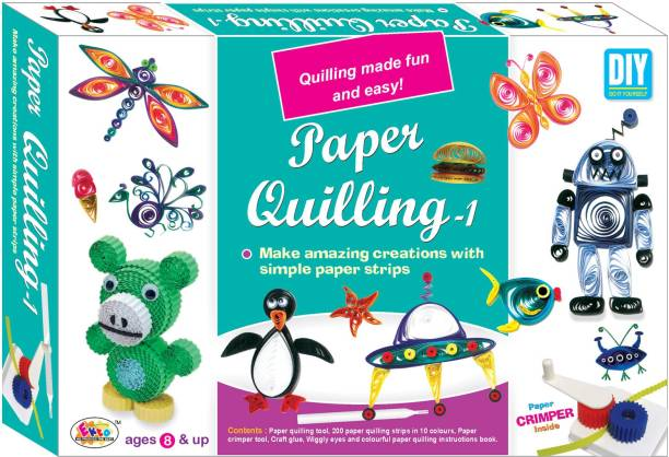 Quilling Kit - Buy Quilling Kit online at Best Prices in India