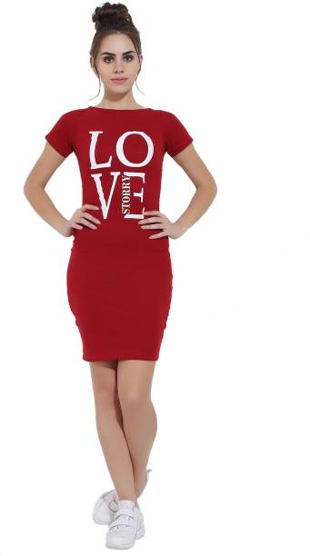 Red Dresses - Buy Red Dresses Online at Best Prices In India ...
