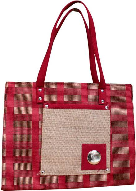 Jute Bags - Buy Jute Bags online at Best Prices in India  96d39815cb8a9