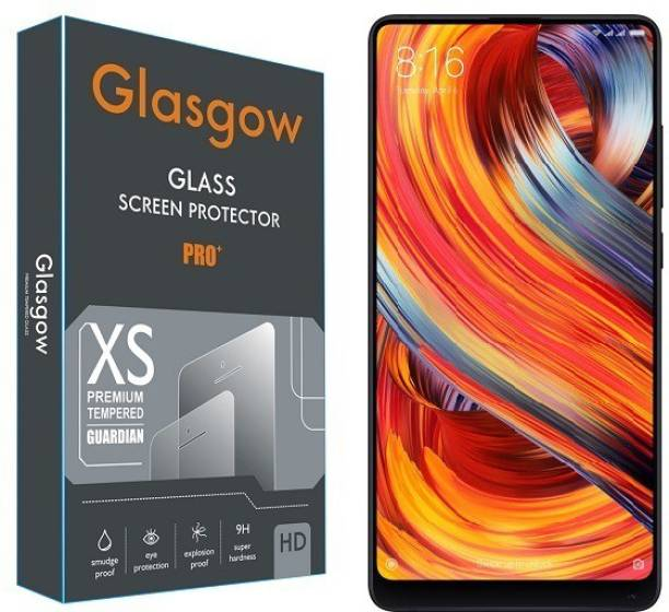 Glasgow Tempered Glass Guard for Mi Mix 2