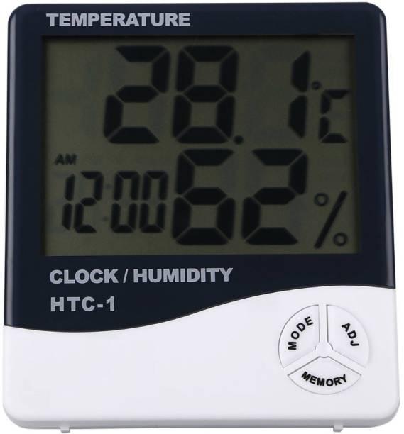 Altra Quartz Digital White Clock