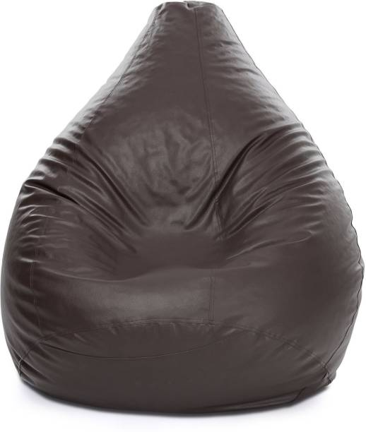 Fabus India XXL Tear Drop Bean Bag Cover  Without Beans