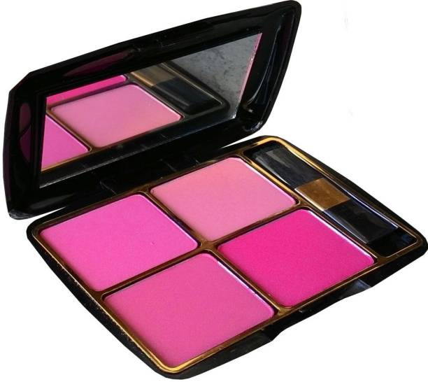 Steel Paris Blusher in 4 Color 30 g