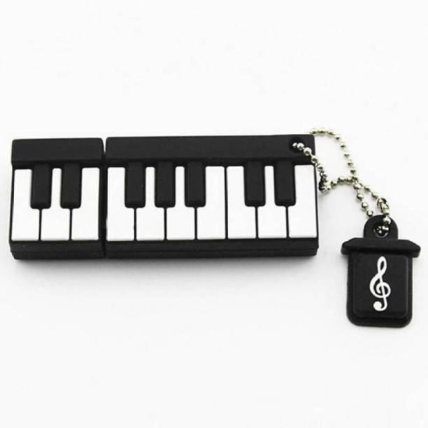 microware Piano Shape 16 GB Pen Drive