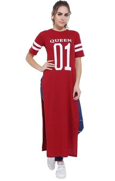 Intimidating shout dress