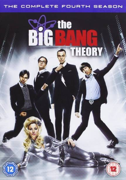 The Big Bang Theory: The Complete Season 4 (3-Disc Box Set) (Fully Packaged Import) (Region 2)