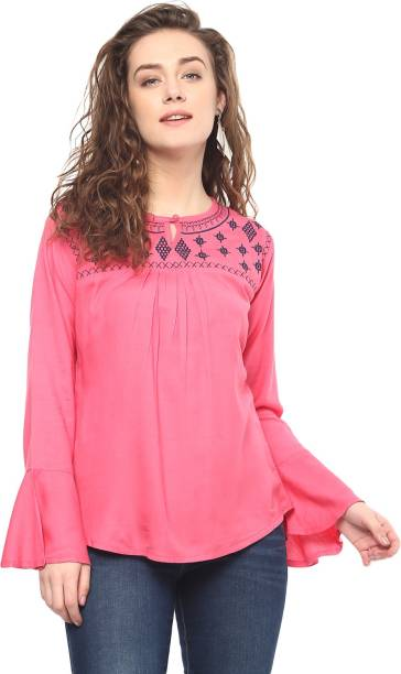 6afe0400d8009f Mayra Tops - Buy Mayra Tops Online at Best Prices In India ...