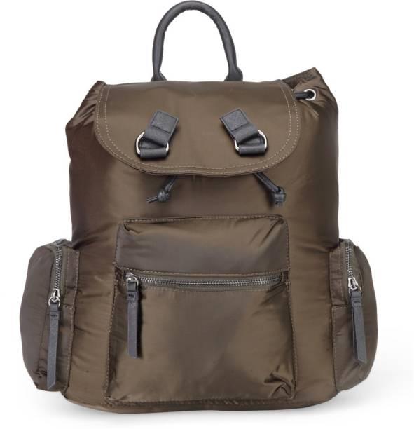 3a2ce92c5fc6 London Rag VFLRB 1054 Khaki 3 L Backpack