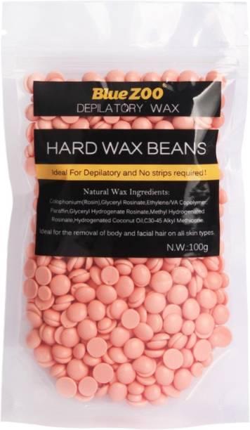 Blue Zoo ROSE HARD WAX BEANS Wax