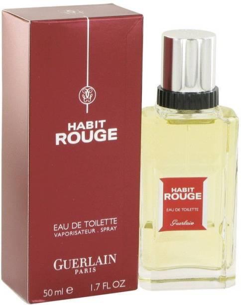GUERLAIN Habit Rouge Eau de Toilette  -  50 ml