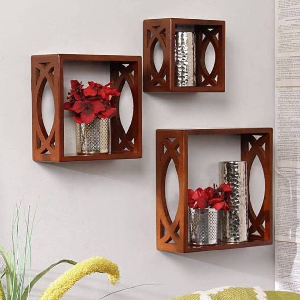 Antique Craft Rack Shelf Wooden, MDF Wall Shelf - Antique Craft Furniture Buy Lab Tested Furniture Online At Best