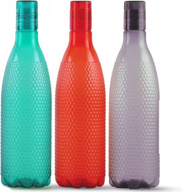 Flipkart SmartBuy HoneyComb Set of 3 1000 ml Bottle