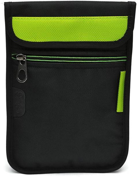 Saco Pouch for Tablet Ambrane A3-7 Plus? Bag Sleeve Sleeve Cover (Green)