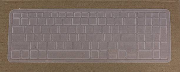 Saco SiliconeChiclet ProtectorCoverFitfor Dell Inspiron 5000 5558 Laptop Keyboard Skin