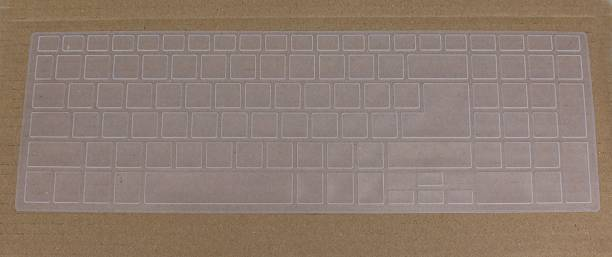Saco SiliconeChiclet ProtectorCoverFitforAcer Aspire V5-572P Laptop Laptop Keyboard Skin