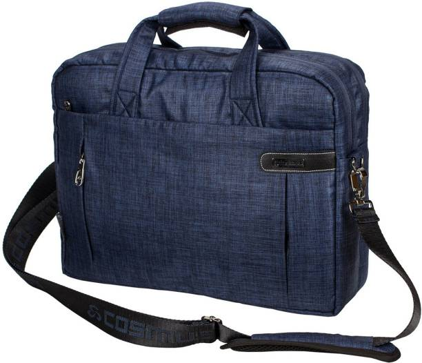 Cosmus Men   Women Casual Blue Polyester Messenger Bag 496cc56f95582