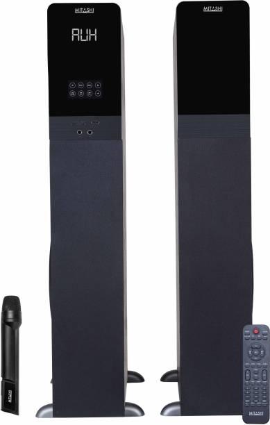 MITASHI TWR 890 BT 80 W Bluetooth Tower Speaker