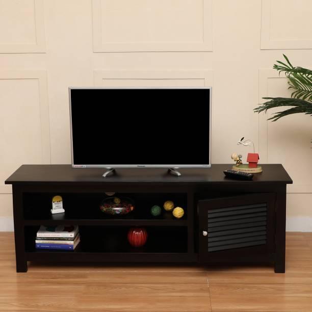 TimberTaste Kaviat Sheesham Solid Wood TV Entertainment Unit