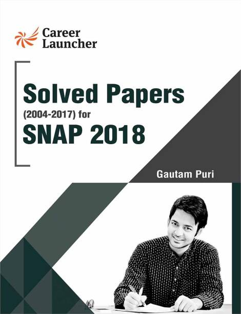 SNAP (Symbiosis National Aptitude Test) 2019 : Solved Papers 2004-2018 with 0 Disc