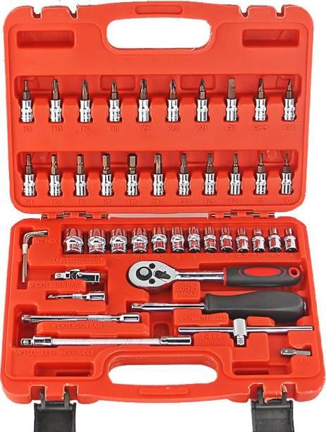 ISC Combination 46 Pcs Set Socket Set