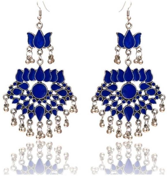 00eba164e Renaissance Traders Earrings for Girls | Earrings for Women Alloy Dangle  Earring