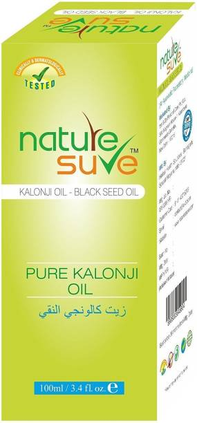 Nature Sure Kalonji Oil Black Seed Oil Hair Oil