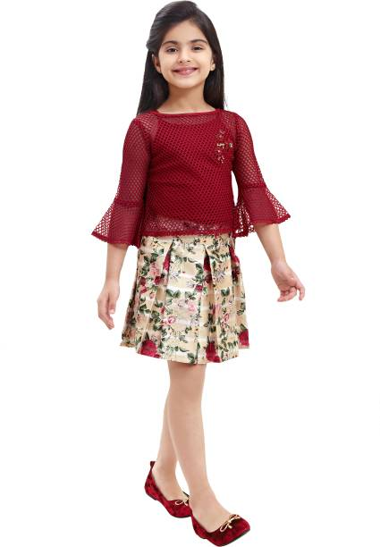 9cf2d7d65fc14 Tiny Baby Girls Wear - Buy Tiny Baby Girls Wear Online at Best ...