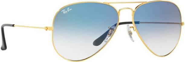 fb29789c017 Ray ban Aviator - Buy Ray ban Aviator Sunglasses Online at India s ...