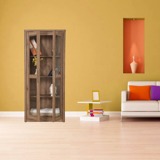 Eros Engineered Wood Close Book Shelf