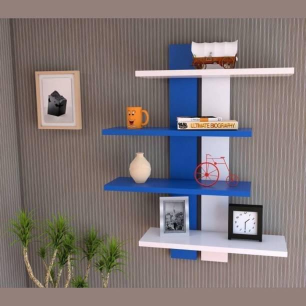 f16efe12c6f CraftOnline wooden book rack shelf Wooden Wall Shelf