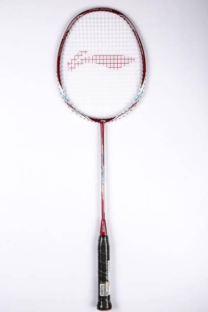 Li-Ning Turbo X 50 III Red Strung Badminton Racquet