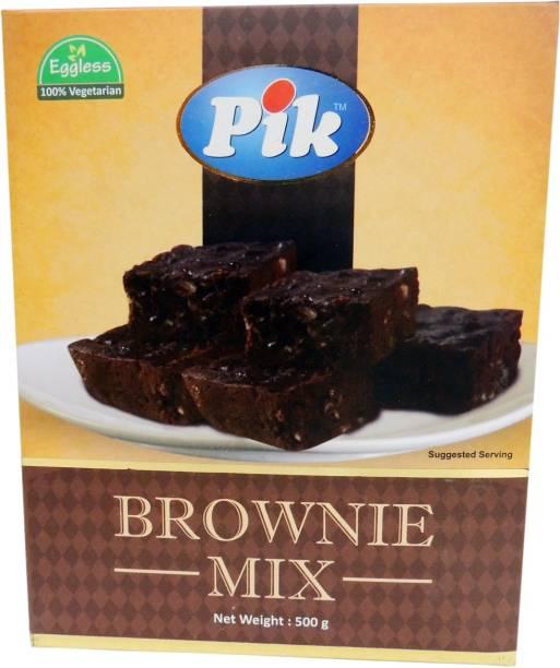 PIK Brownie Mix, 500g Self Rising Flour Powder