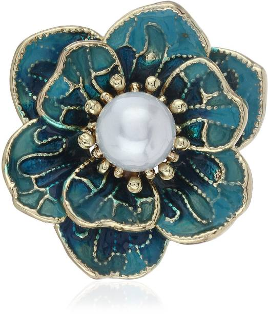 Stacked Rings Brooches - Buy Stacked Rings Brooches Online at Best
