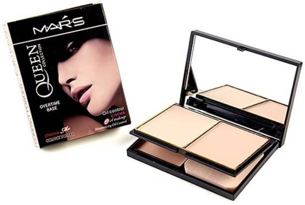 M.A.R.S Over Time 3in1 Compact Powder Compact