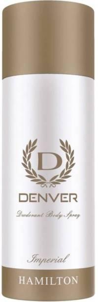 DENVER Hamilton Imperial Deodorant Spray  -  For Men & Women