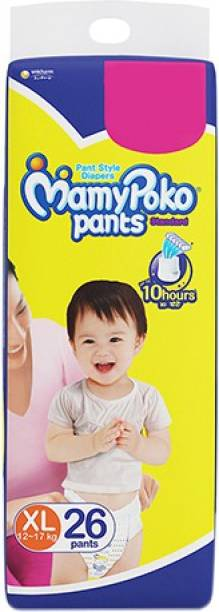 MamyPoko Pants Standard Diapers - XL