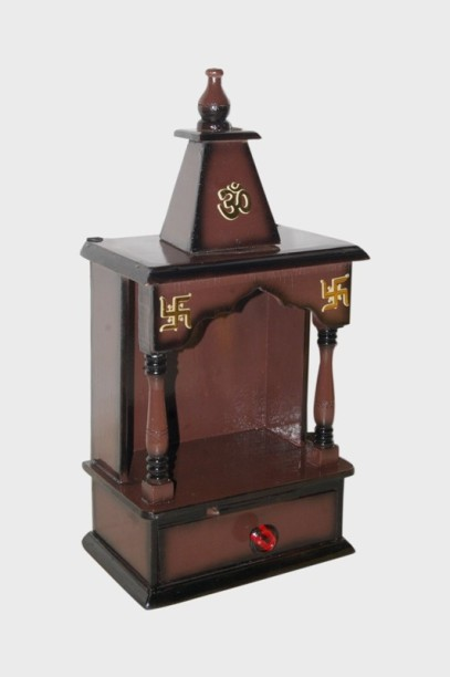 Wood Beauty PREMIUM Wooden Home Temple