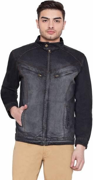Black Denim Jacket Buy Black Denim Jacket Online At Best Prices In