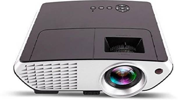PLAY Android 4.4 3500 lumens LED Projector Full HD Data Show TV Video Games Home Cinema Theater Video Projector HD 1280x1080P with high 2000 : 1 Contrast 3000 lm LED Corded Mobiles Portable Projector