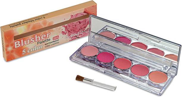 MARS 5 color Blusher palette