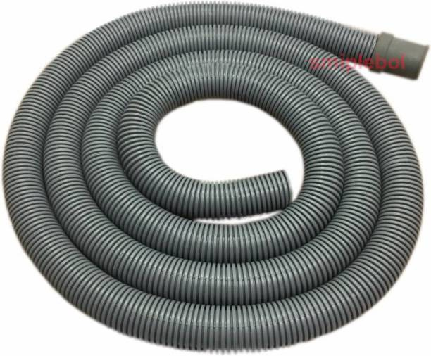 SMIPLEBOL Front Load Drain pipe (Waste Water Pipe) - 2 Meter Washing Machine Outlet Hose