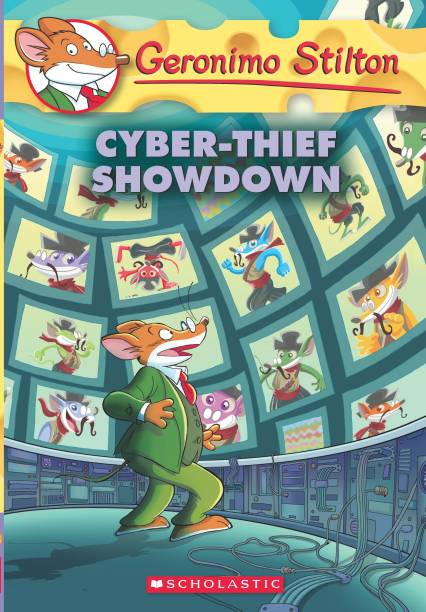 Cyber - Thief Showdown