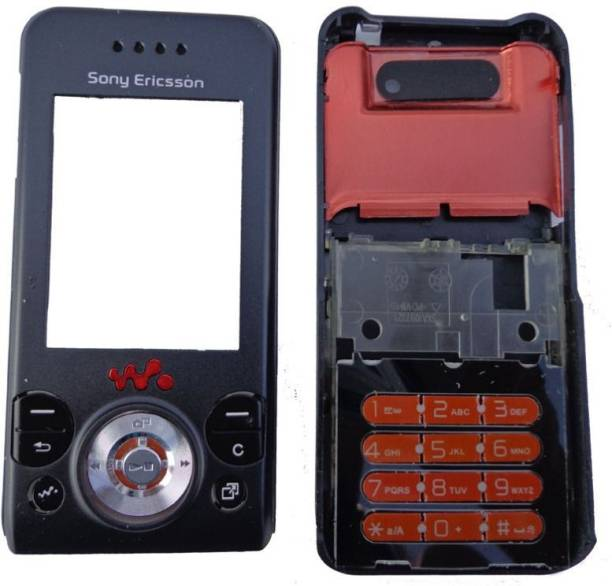 STAR Sony Ericsson W580 Front & Back Panel