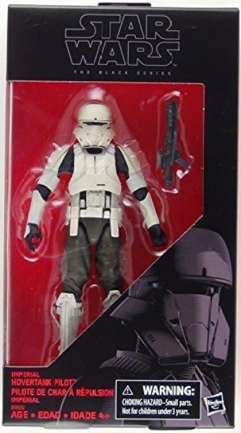"""Star Wars /""""The Vintage Collection/"""" Imperial Hovertank Pilot 3 3//4-Inch Action Fi"""